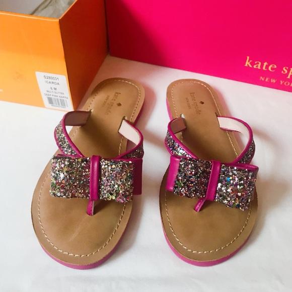"811cf3c94c93 Kate Spade NY ""ICARDA"" Sandals 6M"